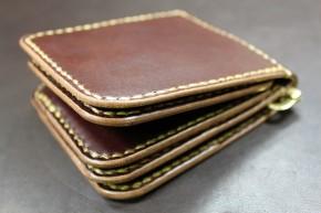 ほぼ財布なマネークリップ