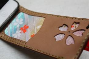 桜 アイフォンケース